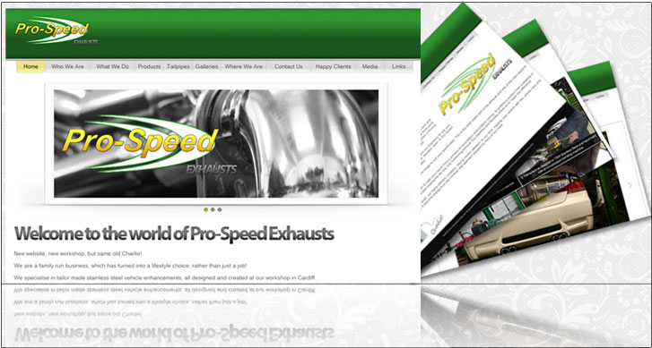 Pro Speed Exhausts